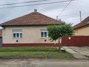 Ungarn Haus an der ungarisch-rumänischen