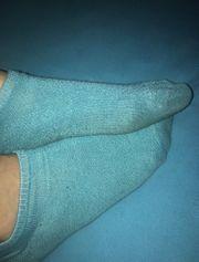 meine getragene Socken und oder