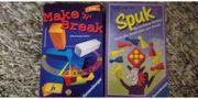 Make n Break und Spuk