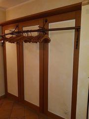 Exklusive hochwertige Garderobe Wandgarderobe 3