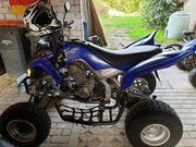Yamaha raptar 700