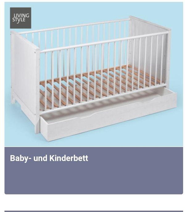 Gitterbett NEU OVP Kinderbett Babybett