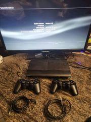 PlayStation 3 inkl 15 Spiele