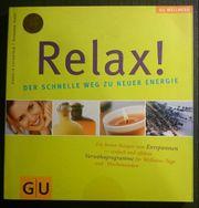 Relax Entspannungs Buch gebraucht