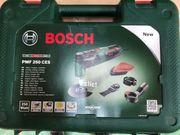 Bosch Multifunktionswerkzeug PMF 250 CES