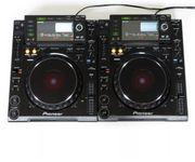 2er Paket Pioneer CDJ 2000