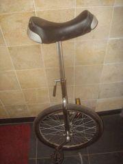 Einrad - 19 Zoll - Sitzhöhe 90-100