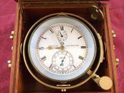 Marine Chronometer GUB Glashütter Uhrenbetriebe