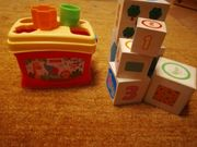 Kleinkind-Lernspielzeug