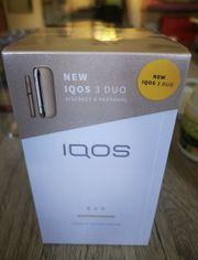 Iqos 3 DUO Brillant Gold