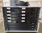 Shure Funkmikrofonanlage mit 8 Strecken