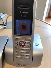 Telefon T-Com Sinus 301