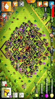 Clash of Clans Rh 10