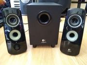 Logitech Z323 Sound System schwarz