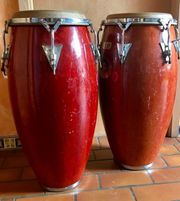 Latin Percussion Tumba und Conga