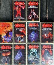 Godzilla 10x VHS Videosammlung