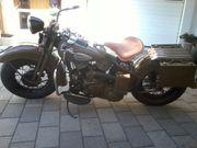 Harley WL WLA750