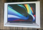 MacBook Pro touchbar 16
