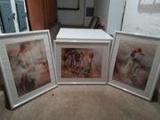 Verschiedene Bilder zum Verkauf mit