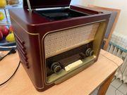 Retro-Radio Soundmaster mit CD-Spieler