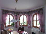 Vorhänge - Erkerfenster - oder luftigleichter Stoff