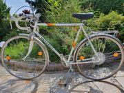 Peugeot Rennrad Fahrrad Halbrenner