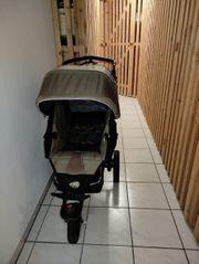 tfk Joggster trail inkl babywanne
