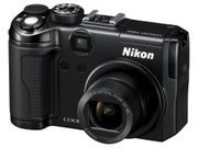 Zur Nikon COOLPIX P6000 Digital