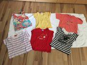 T-Shirts im Paket Gr 86-116