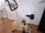 AK Sport Ergometer Heimtrainer Fahrrad