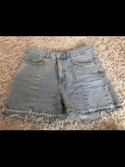 Neu NA-KD Jeans Shorts Größe