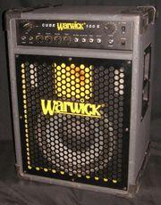 Akustikverstärker Warwick cube 100s Bass