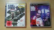 Kane Lynch 1 und 2 -