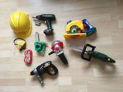 Spielzeug Werkzeug elektrisch