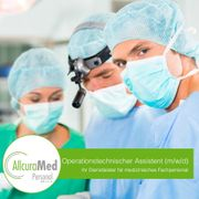 Operationstechnische Assistentin m w d