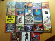 CD Sammlung Rock Pop