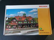 Vollmer Bahnhof Moritzburg Bausatz Spur