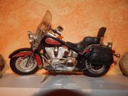 Modell Motorrad Chopper