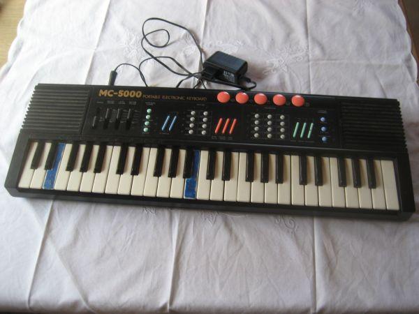 elektisches Keyboard für Kinder defekt