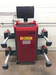 Corghi Fornitura EX70 für Achsvermessung