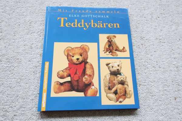 Verkaufe Buch Teddybären Elke Gottschalk
