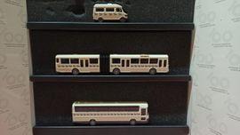 Modellautos - Eisenbahn Modellauto MB Bus Werbepackung
