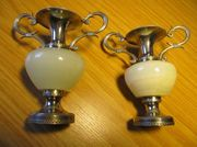 Onyx Vasen mit Onyx Stein