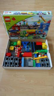 Lego Duplo Eisenbahn Set 5609