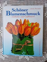 Schöner Blumenschmuck von Jane Packer