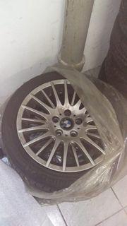 4x BMW Alufelgen R17 mit