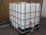 Fass IBC Tank Wasserfass Wassertank
