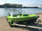 Motorboot Bowrider Innenborder