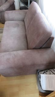 Couchgarnitur 2 Sessel und Zweisitzer
