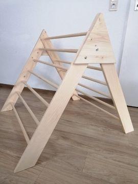 Holzspielzeug - Kletterdreieck